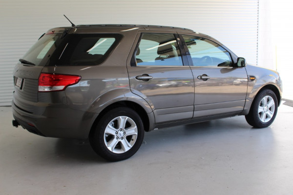 2011 Ford Territory SZ TX Wagon Image 2