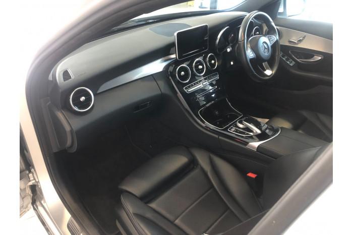 2018 MY08 Mercedes-Benz C-class W205 808MY C200 Sedan