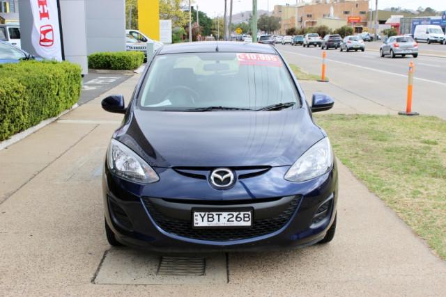 2013 Mazda 2 DE Series 2 Neo Hatchback Image 3