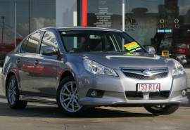 Subaru Liberty 2.5i Lineartronic AWD Premium B5 MY10