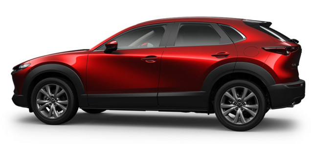 2020 Mazda CX-30 DM Series G20 Evolve Wagon Mobile Image 20