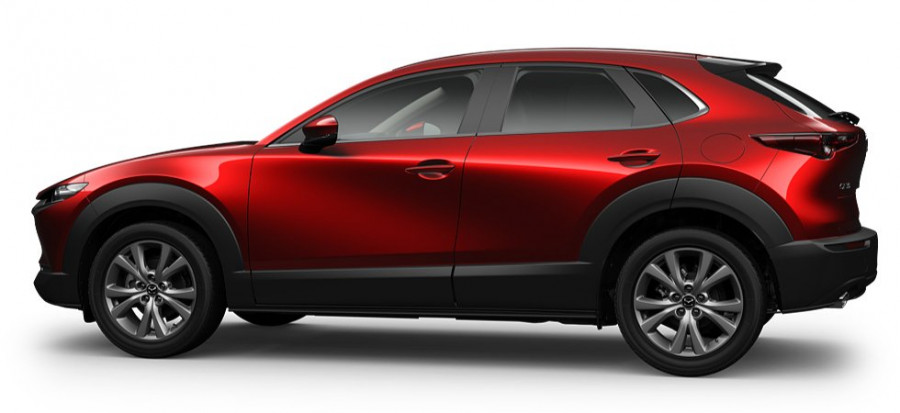 2020 Mazda CX-30 DM Series G20 Evolve Wagon Image 20