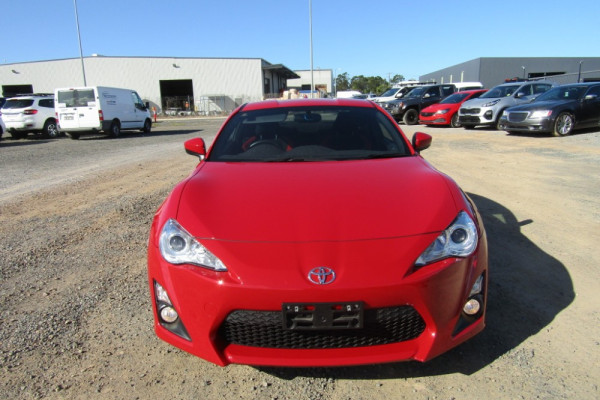 2015 Toyota 86 ZN6 GT Coupe Image 2