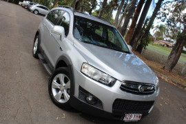 Holden Captiva CX CG  7