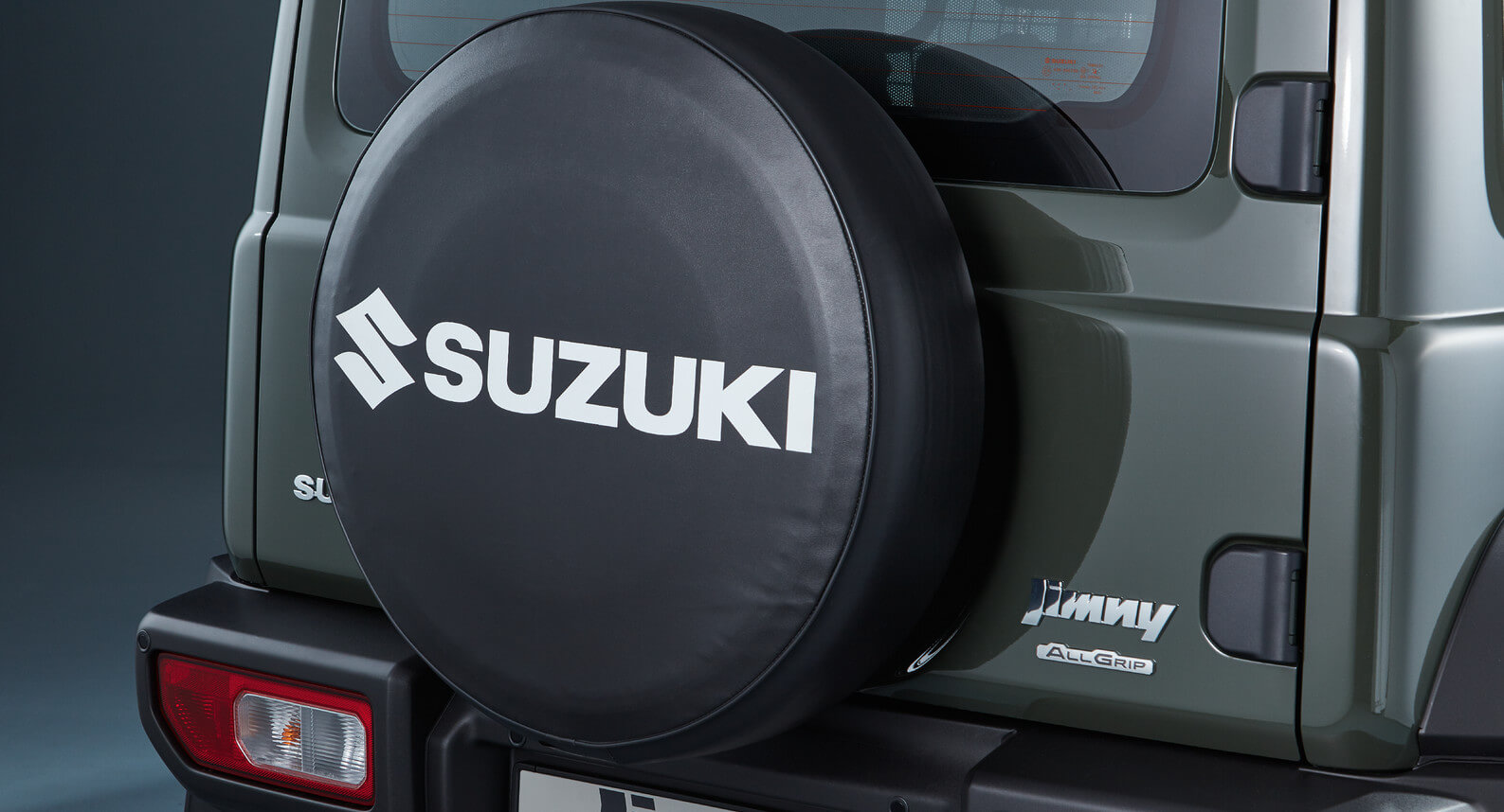 Jimny - Spare Tyre Cover, Soft