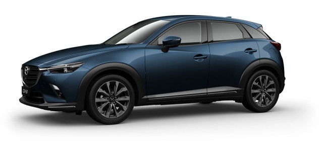 2021 MY0  Mazda CX-3 DK sTouring Suv Mobile Image 23