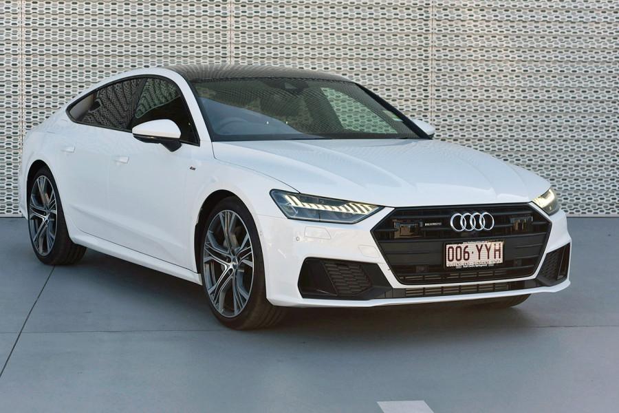2018 Audi A7 Hatch