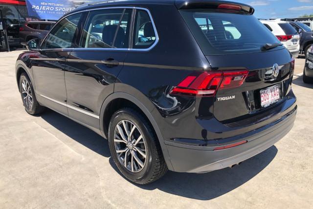 2017 Volkswagen Tiguan 5N  110TSI Comfrtline Suv Image 5