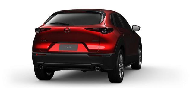 2020 Mazda CX-30 DM Series G20 Evolve Wagon Mobile Image 14
