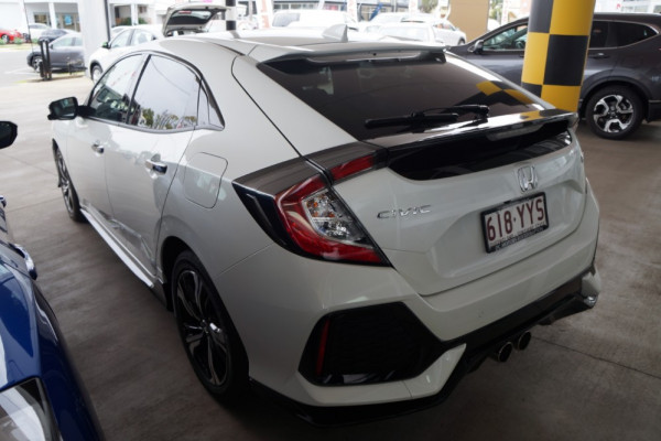 2019 MY18 Honda Civic Hatch 10th Gen RS Hatchback