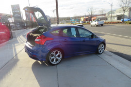 2012 MY13 Ford Focus LW MKII ST Hatchback