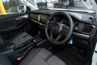 2021 Mazda BT-50 TF XT 4x2 Single Cab Chassis Cab chassis image 6