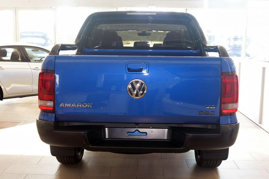 2019 MYV6 Volkswagen Amarok 2H Highline Black 580 Utility Image 20