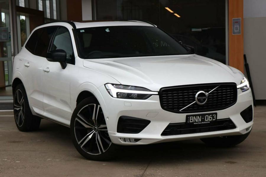 2020 Volvo XC60 UZ T6 R-Design Suv Image 1
