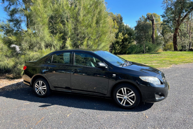 2008 Toyota Corolla Ascent