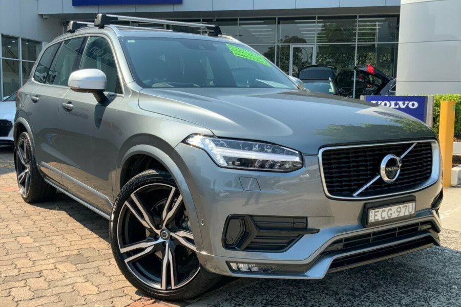 2018 MY19 Volvo XC90 256 MY19 D5 R-Design (AWD) Suv Mobile Image 1