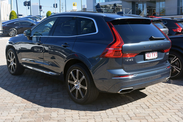 2019 Volvo XC60 T5 Inscription 2.0LT/P 187kW 8Spd AT Suv Image 4
