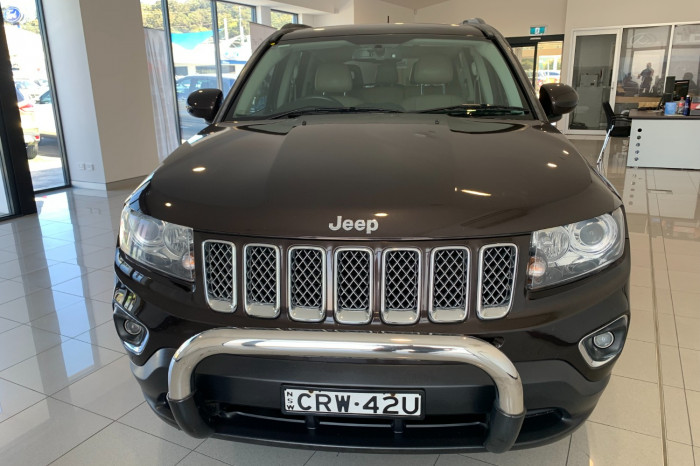 2014 Jeep Compass MK MY14 Limited Suv Image 2