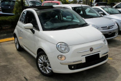 Fiat 500C Lounge Dualogic Series 3