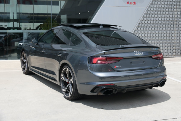2019 Audi Rs5 F5 MY19 Hatchback