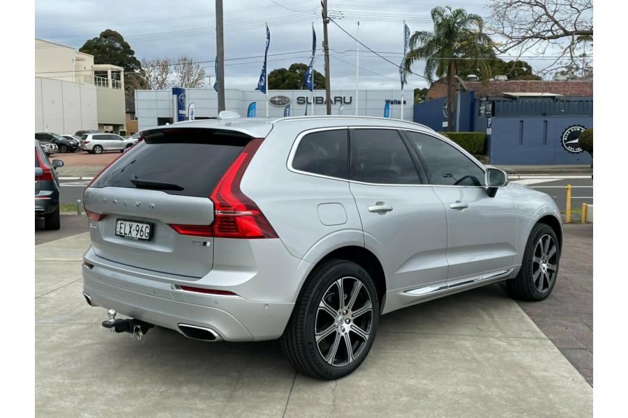 2020 MY21 Volvo XC60 UZ MY21 T5 AWD Inscription Suv