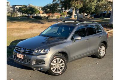 2013 Volkswagen Touareg 7P MY13 150TDI Suv Image 2