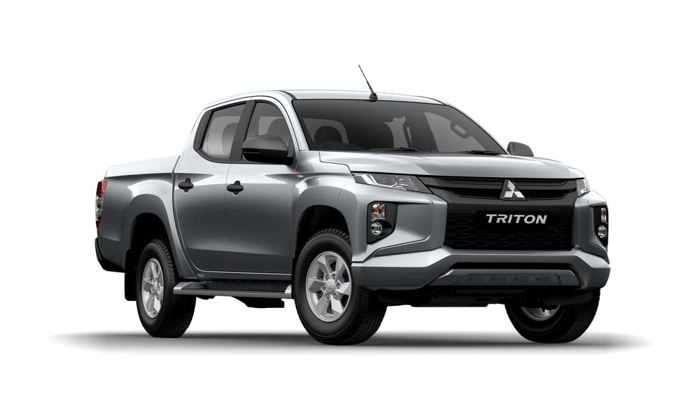 2019 Mitsubishi Triton MR GLX Plus Double Cab Pick Up 4WD Dual cab
