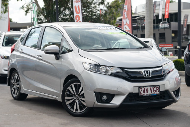 2014 MY15 Honda Jazz GF VTi-L Hatchback