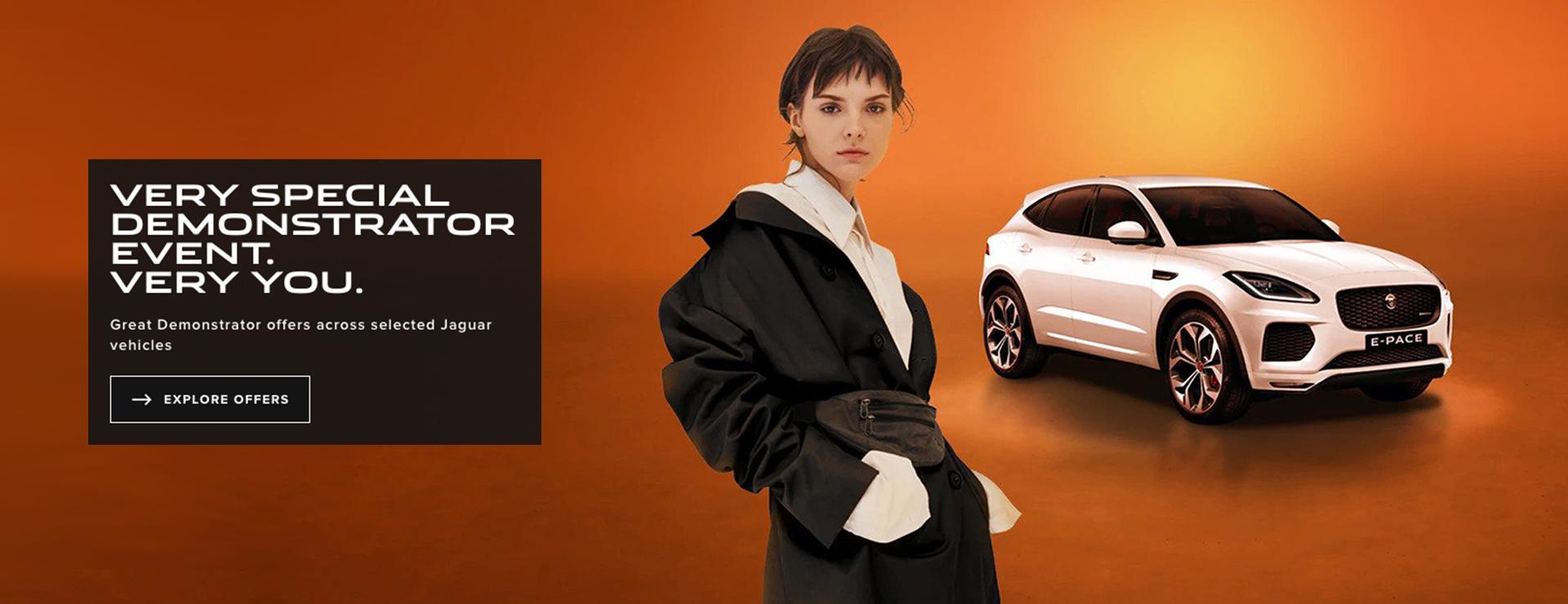 Jaguar Offers
