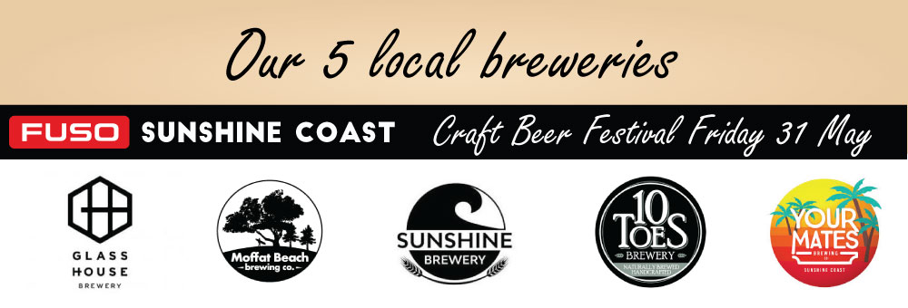 OUR 5 CRAFT BREWERIES