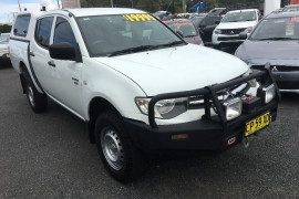 Mitsubishi Triton GLX MN Turbo
