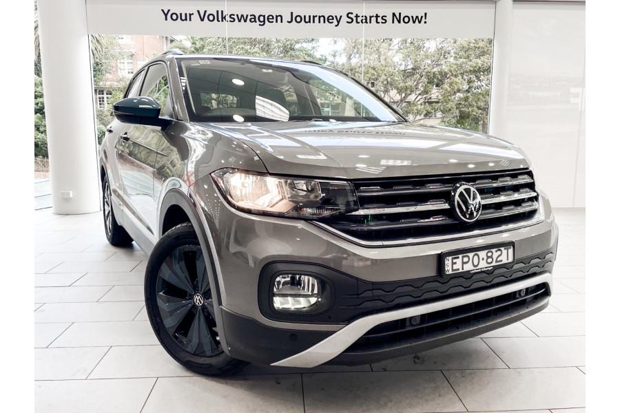 2021 Volkswagen T-Cross Suv