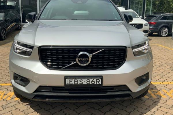 2019 Volvo XC40 536 MY19 T5 R-Design (AWD) Suv Image 2
