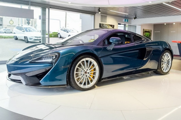 2017 Mclaren P13 Sports Series Coupe Image 2