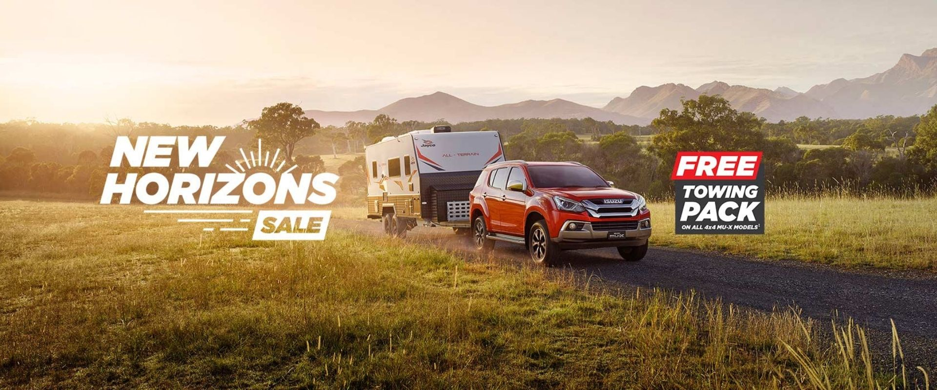 See our latest Isuzu UTE Offers