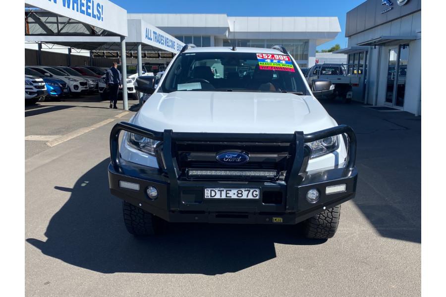 2017 MY18.00 Ford Ranger PX MkII  Wildtrak Utility - dual cab