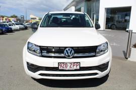 2020 Volkswagen Amarok 2H TDI550 Core Utility Image 2