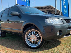 Ford Territory Ghia SY Turbo