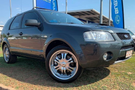 Ford Territory Ghia SY Turbo