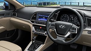 All-New Elantra Make yourself at home