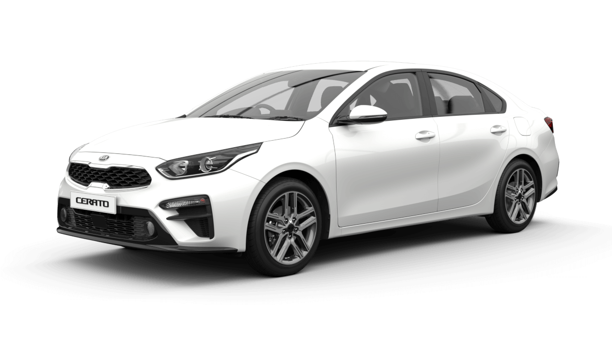 Cerato Sedan Sport Manual with Safety Pack