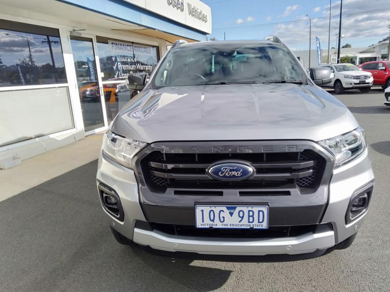 2019 MY19.75 Ford Ranger PX MKIII 2019.75MY WILDTRAK Utility
