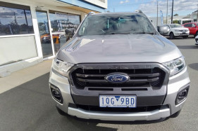 2019 MY19.75 Ford Ranger PX MKIII 2019.75MY WILDTRAK Utility Image 2