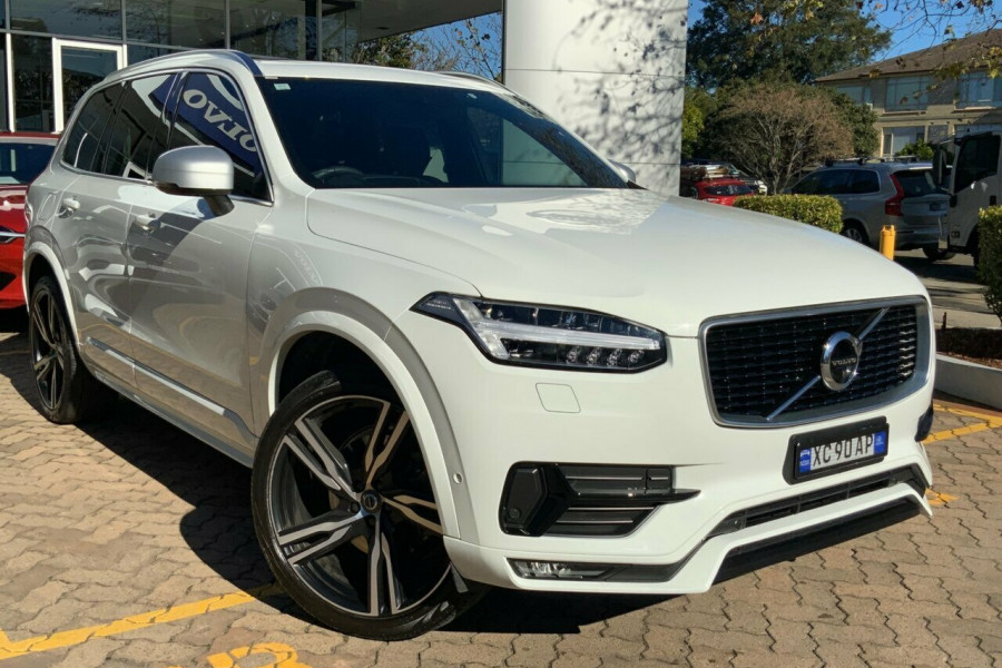 2017 Volvo XC90 L Series D5 Geartronic AWD R-Design Suv Mobile Image 1
