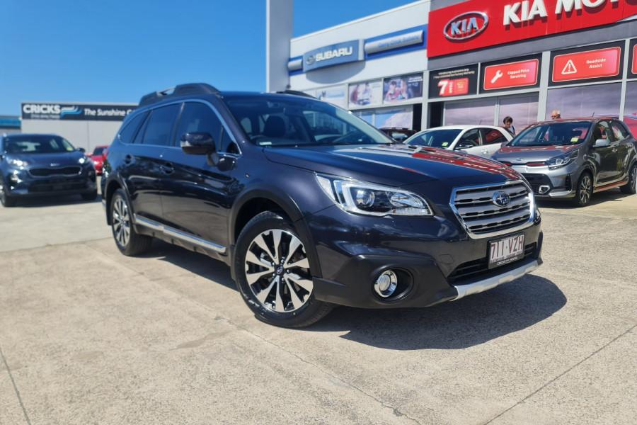 2015 Subaru Outback 3.6R Image 1