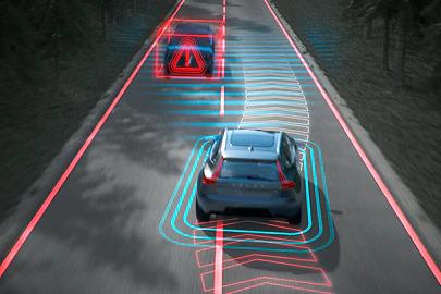 Oncoming Lane Mitigation Image