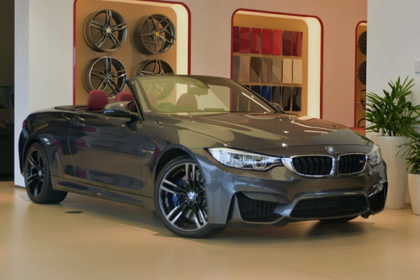 BMW M4 Competition F83