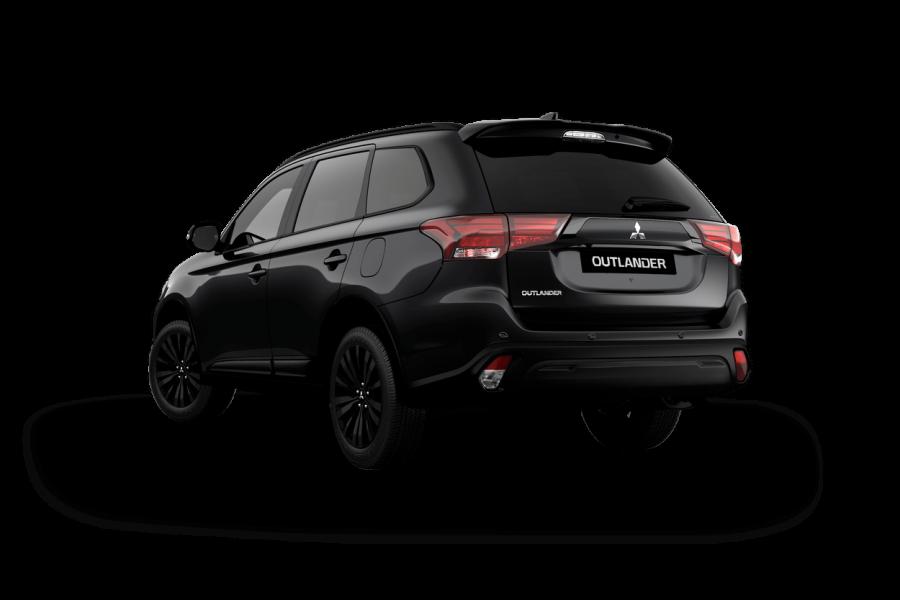 2021 Mitsubishi Outlander ZL Black Edition Suv