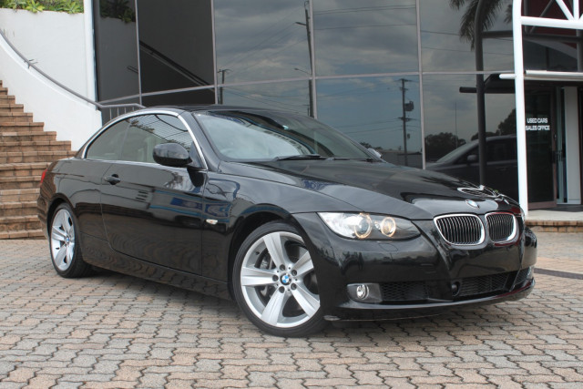 2009 MY09.5 BMW 3 Series E93 MY09.5 335i Convertible Image 1
