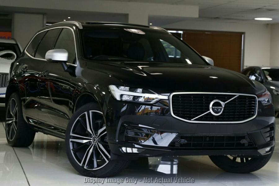 New 2018 Volvo XC60 #6449290 Canberra - Volvo Cars
